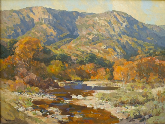 "Gold Country by Kevin Macpherson Oil ~ 30"" x 40"""