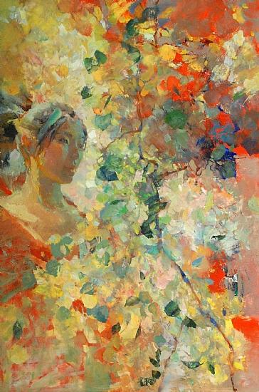 "Seasons by Kevin Macpherson Oil ~ 36"" x 24"""