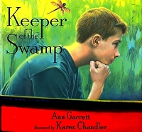 Keeper Of The Swamp by karen Chandler digital ~  x