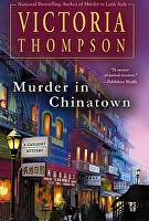 Victoria Thompson - Murder In Chinatown by karen Chandler  ~  x