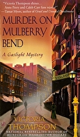 Victoria Thompson - Murder On Mulberry Bend by karen Chandler  ~  x