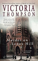 Victoria Thompson - Murder On Lenox Hill by karen Chandler  ~  x