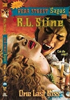 R.L. Stine - One Last Kiss by karen Chandler  ~  x