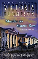 Victoria Thompson - Murder on Sisters Row by karen Chandler Digital ~  x