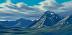 Rising Wolf Mountain by Dennis Farris