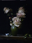 Peonies by David Riedel  ~ 26 x 22