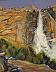 Upper Yosemite Falls by Barbara Ryan