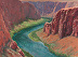 Glen Canyon, April by Joan Murray Oil ~ 18 x 24