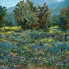 Eklutna Summer by Don Kolstad Oil ~ 20 x 16