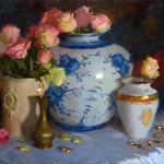 Ken Cadwallader - Ken Cadwallader Still-Life Painting Class