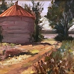 Sharon Gates - Paint en Plein Air Like a Pro