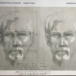 Deirdre Shibano - MARKET ST ATELIER: INTRO TO PORTRAIT DRAWING/BEGINNING DRAWING