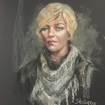 Deirdre Shibano - Painting in Pastel from Life