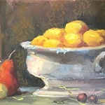 Deirdre Shibano - Online...Intro to  STILL-LIFE PAINTING
