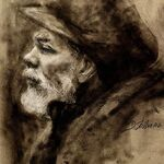 Deirdre Shibano - PORTRAIT DRAWING CLASS ... 6 SESSIONS... online
