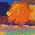 Orange Maple 2 by Mike Kelly