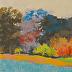Fox Farm Woods 2 by Mike Kelly