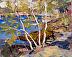 Harbor Birches by Eric Jacobsen