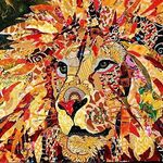 Raven Skye McDonough - 2 Day Paper Mosaic Collage Workshop � at the Art Escape Gallery