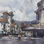 David Savellano - California Art Club Treasures from the Bay Area