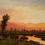 Nicholas Coleman - Briscoe Museum Night of Artists