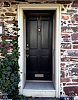 "Door at 71 W by Bucks County Gallery Photography ~ 14"" x 12"""