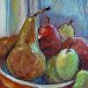 Pears At Twilight