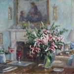 Hope Reis - AMERICAN IMPRESSIONIST 2021 SMALL WORKS EXHIBITION
