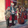 STREE MUSICIANS-PARIS