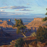 Daniel Fishback - Painting the Landscape in Oil