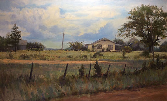 Mississippi Homeplace - Oil