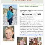 Dot Courson - Susan Patton- 3-Day Portrait Painting Workshop