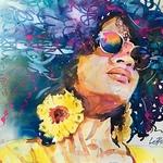 David Lobenberg - California Vibe Watercolor Portraiture�