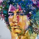 David Lobenberg - California Vibe Watercolor Portraiture™