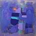 Jazz of the Imagination #2 by Ileen Kaplan
