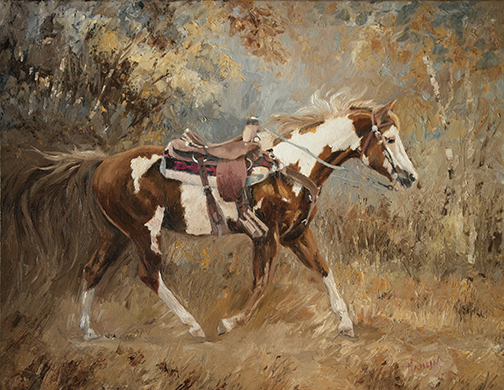 Heading-Home - Oil
