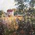 A French Village by Nancy Tankersley
