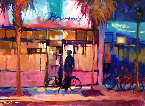 Martin's Key West - Oil