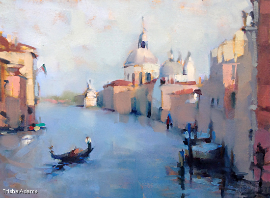 Grand Canal - Oil