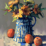 Trisha Adams - Dynamic Painting Online SELF-STUDY Course