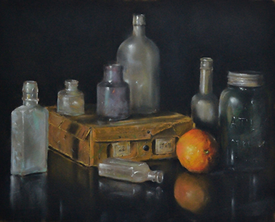 A Touch of Glass - Pastel