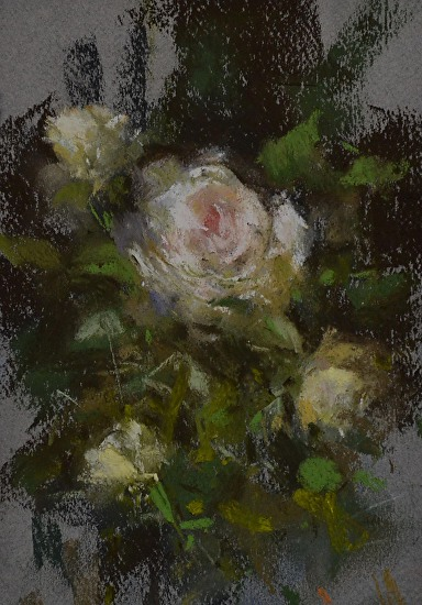 Garden Roses - Pastel