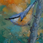 """Mike Beeman - """"Painting with Pastels and Oil""""  with Mike Beeman"""