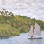 Val Sandell - American Society of Marine Artists North Regional Exhibition