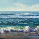 Catherine Fasciato - American Impressionist Society  5th Annual Small Works Showcase
