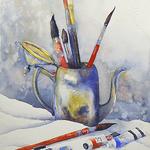 Judy Mudd - Watercolor Tuesdays Online 6/1-7/6/21