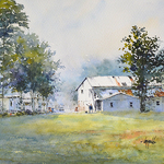 Judy Mudd - Watercolor Tuesdays Online 4/13-5/18/2021