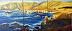 Big Sur Golden Seas by Galerie Plein Aire