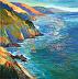 Big Sur Summer by Galerie Plein Aire