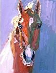 "Charlie by Cyndra Bradford Giclee Prints Giclee Print ~ 14"" x 11"""